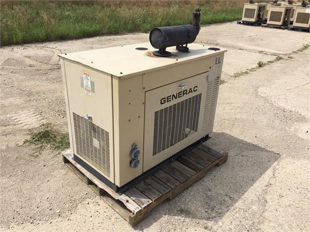 GENERAC Stationary Generators Auction Results - 361 Listings