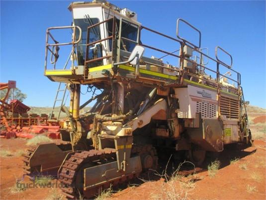 2010 Wirtgen 2500 SM - Concrete Equipment for Sale