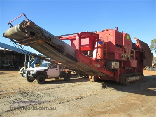 2012 Striker other - Heavy Machinery for Sale