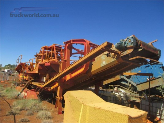 2010 Striker other - Heavy Machinery for Sale