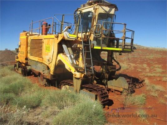 2011 Wirtgen 2500 SM - Concrete Equipment for Sale