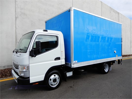 2015 Fuso Canter 515 Wide Trucks for Sale