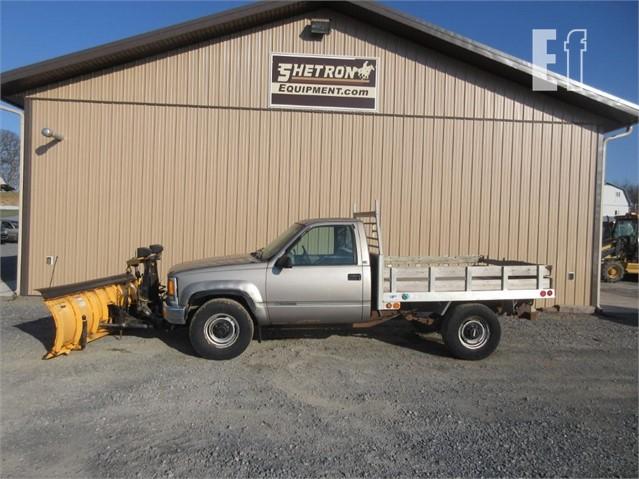 Lot # 7053 - 1998 CHEVROLET CHEYENNE 3500 For Sale In Shippensburg,  Pennsylvania