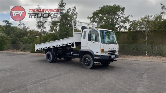 2005 Mitsubishi Fighter FM600 Trade Price Trucks - Trucks for Sale