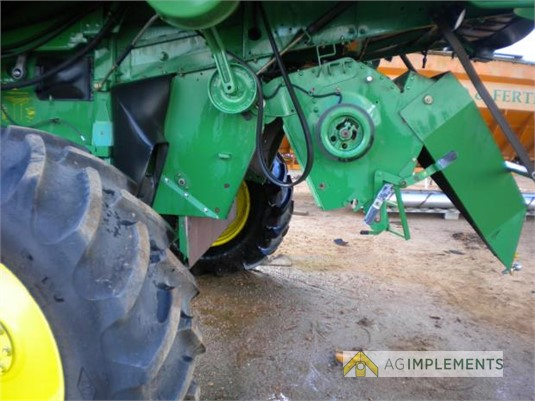 2010 John Deere 9670 STS Ag Implements - Farm Machinery for Sale