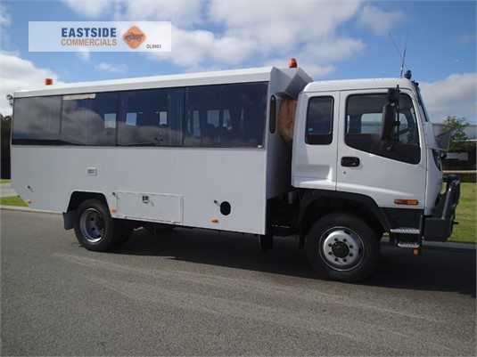 2007 Isuzu Bus Eastside Commercials  - Buses for Sale
