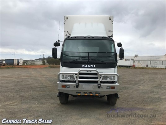 2007 Isuzu FVM 1400 Carroll Truck Sales Queensland - Trucks for Sale