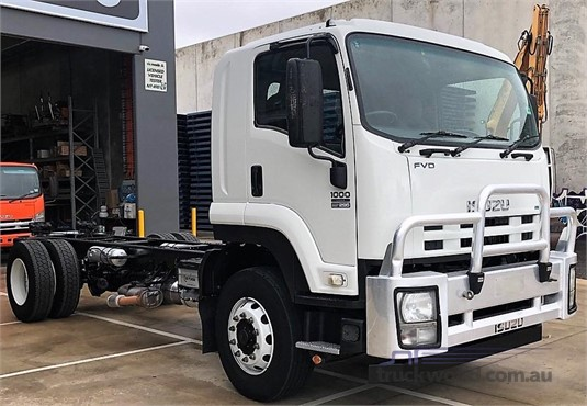 2011 Isuzu FVD 1000 Trucks for Sale