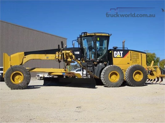 2010 Caterpillar 14M Heavy Machinery for Sale