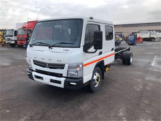 2015 Mitsubishi Fuso CANTER 815 - Trucks for Sale