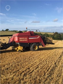 NEW HOLLAND BB940 for sale in the United Kingdom - 4