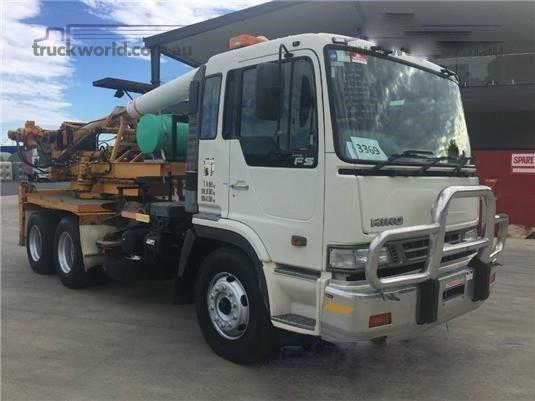 2000 Hino Ranger 50 FS - Trucks for Sale