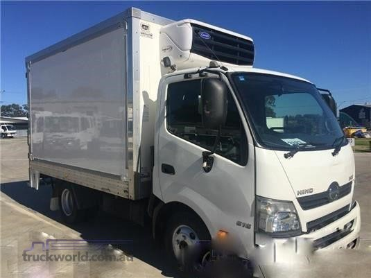 2012 Hino 300 Series 616 - Trucks for Sale