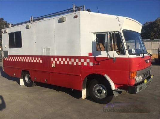 1984 Hino Ranger 6 FD - Trucks for Sale