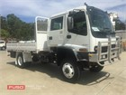 2007 Isuzu FTS 700 Table / Tray Top