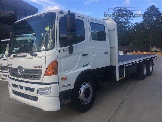 2011 Hino Ranger 9 FG - Trucks for Sale