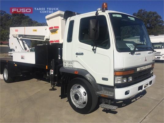 2000 Mitsubishi FK618 Taree Truck Centre - Trucks for Sale