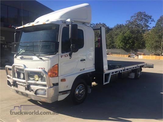 2013 Hino Ranger 6 FD - Trucks for Sale