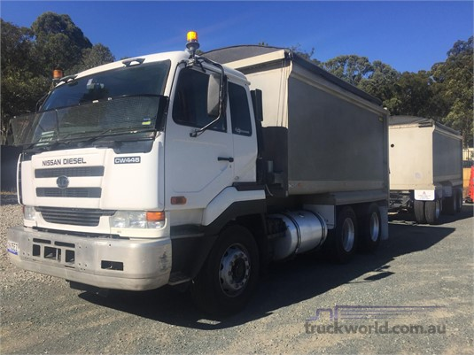 2007 UD CWB481 Trucks for Sale