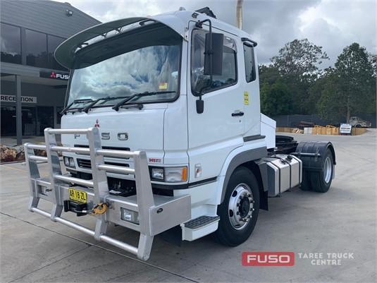 2007 Fuso FP Heavy Short Taree Truck Centre - Trucks for Sale