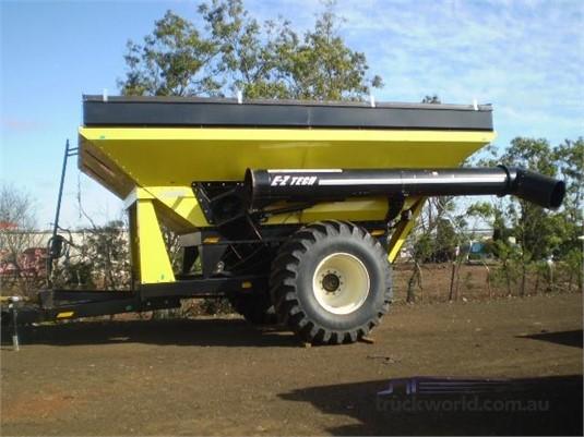 Finch 30 Tonne Chaser Bin Black Truck Sales - Farm Machinery for Sale