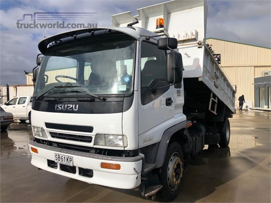 2005 Isuzu FTR 900 Adelaide Truck Sales  - Trucks for Sale