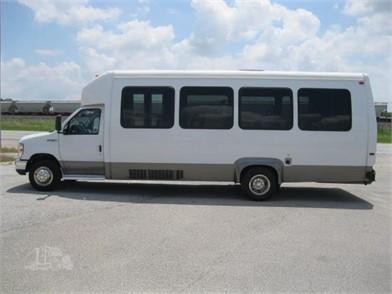 FORD E450 Passenger Bus For Sale - 26 Listings   TruckPaper