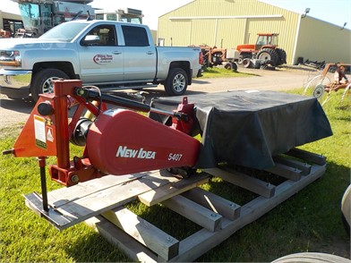 NEW IDEA Disc Mowers For Sale - 22 Listings   TractorHouse