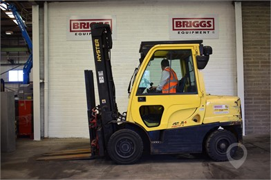 Used HYSTER Forklifts Lifts for sale in the United Kingdom