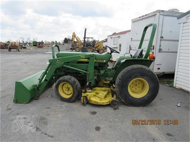 Less Than 40 HP Tractors For Sale In Watsontown