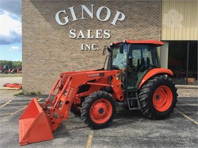 Used KUBOTA Tractors In Michigan for sale in Ireland - 143