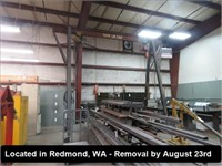 WORK CONSTRUCTION, LLC - ONLINE ONLY