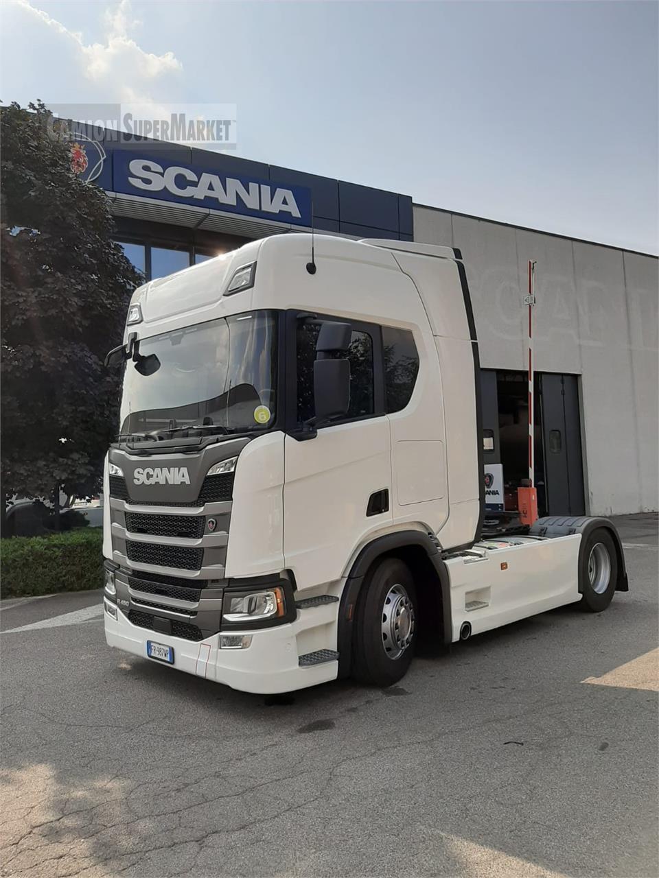 Scania R450 used 2019 Lombardia