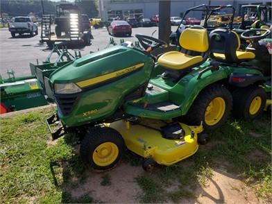JOHN DEERE X580 For Sale - 18 Listings | TractorHouse com