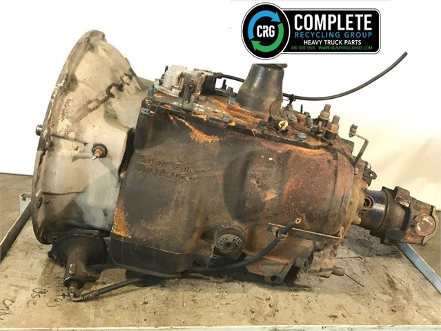 2005 EATON-FULLER FRO14210C Transmission For Sale In Elkton, Maryland