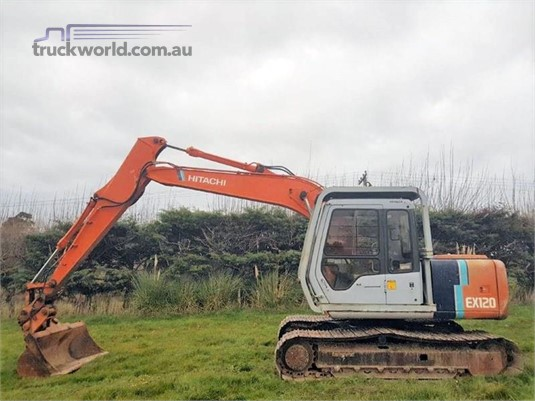 1993 Hitachi other - Heavy Machinery for Sale