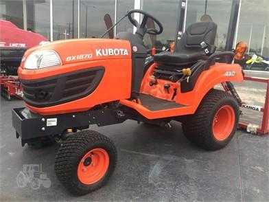 KUBOTA BX1870 For Sale - 35 Listings | TractorHouse com au