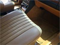 1984 Mercedes Benz model 300 diesel