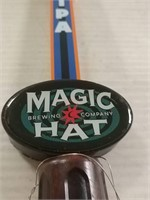 Magic Hat Brewing Co. Beer Tap Handle