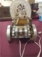 Covered Wagon Light - Works
