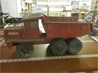 20 Inch Vintage Buddy L Mack Dump Truck
