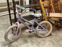 "Little Girls Bike 29"" to top of handlebars"