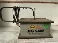 Vintage BVI Jigsaw