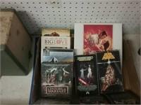 DVDs VHS Lot