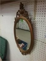 30 Inch Vintage Mirror