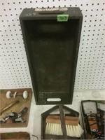 24x10 Wood Tray