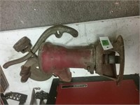 Antique Hand Pump