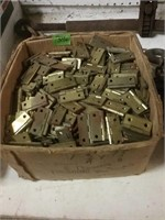 Box Of Hinges Different Sizes
