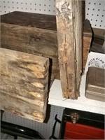 Wooden Tool Box, Dennis P Needs put back
