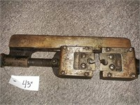 """Pipe Cutter, The Borden Co. 43"""" long"""